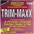 Trim-Maxx Tea Cinnamon 70 ct