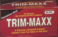 Trim-Maxx Tea Cinnamon 30 ct