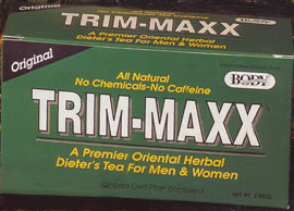 Trim-Maxx Tea Original 30 ct