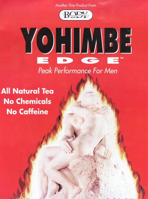 Yohimbe Edge