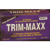 Trim-Maxx Tea Cran-Blueberry 30 ct