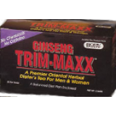 Trim-Maxx Tea Chinese White Ginseng 30 ct